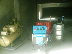 冷库聚氨酯喷涂保温施工